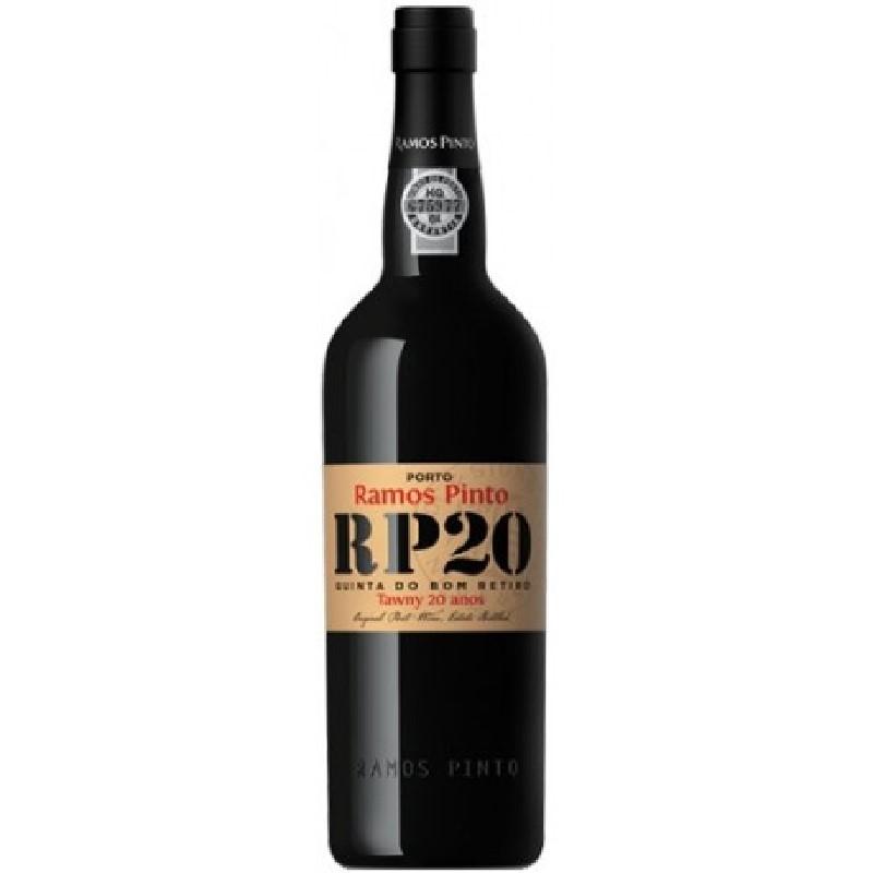 Porto Quinta do Bom Retiro 20 ans - Ramos Pinto