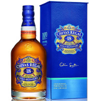 Chivas Regal - 18 ans